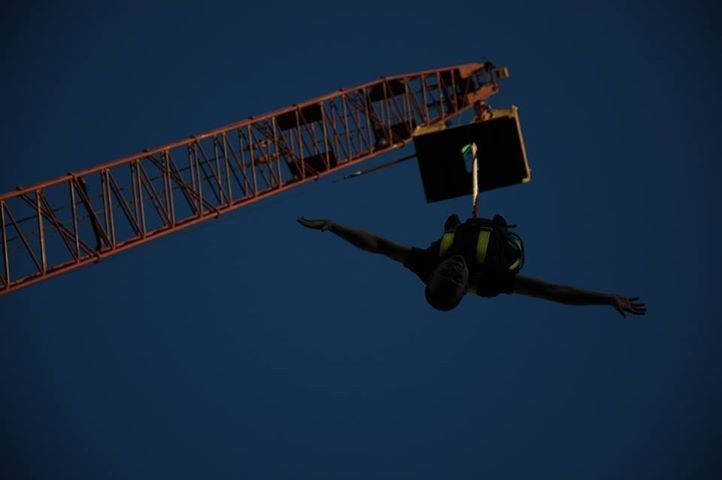 Skoki na bungee w Krakowie