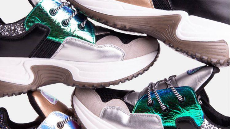 Modne sneakersy na każdą porę roku