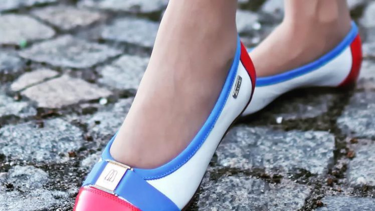 Baleriny – buty kochane przez kobiety