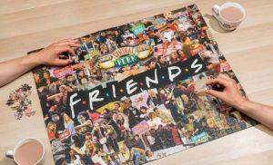 Jakie gadżety z serialu Friends ucieszą prawdziwego fana?