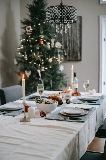 stol swiateczny