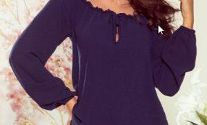 Klasyczne i romantyczne eleganckie bluzki wizytowe