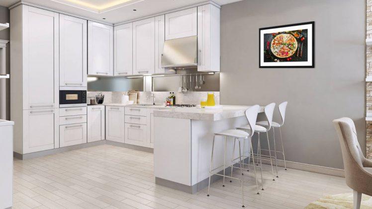Ile kosztują obrazy do kuchni?
