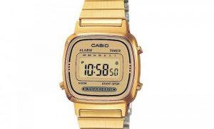 Zegarki damskie Casio: modny dodatek do każdej stylizacji