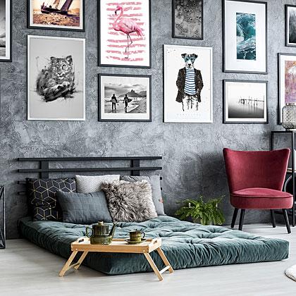 Jak dobrać odpowiednie obrazy do domu?